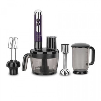 KORKMAZ A457-02 MİA MULTİ BLENDER SET LAVANTA